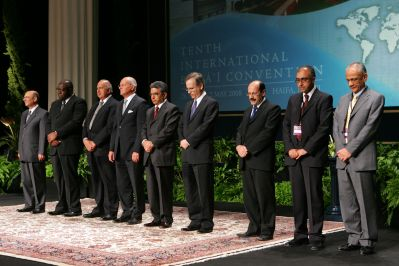 Bahai Clergy (or Mullahs) UHJ - Infallible members of Bahai Faith
