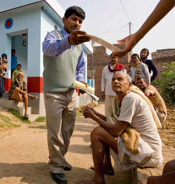 Conversion Activities in India
